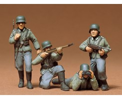 1:35 German Army Infantry