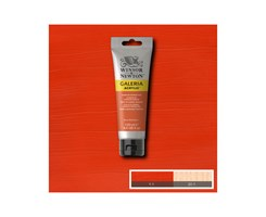 Galeria Acrylic 120Ml Cadmium Orange Hue 090