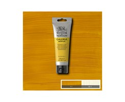 Galeria Acrylic  120Ml Transparent Yellow 653
